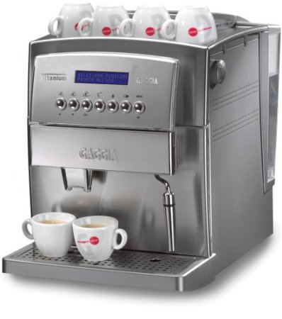 Gaggia 90500 Titanium Super Automatic Espresso Machine