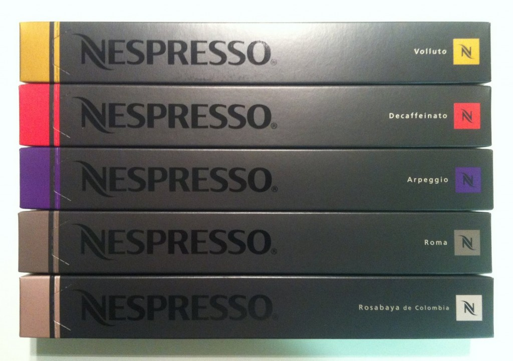 Nespresso Latte Pack Capsules, 50 Count - Best Flavors Mixed with Milk, for Cappuccino and Latte