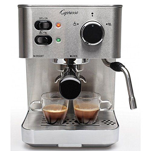 Capresso 118.05 EC PRO Espresso and Cappuccino Machine
