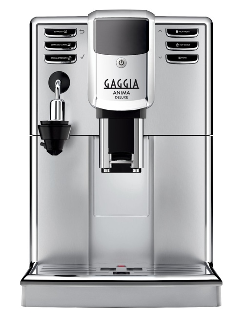 Gaggia Anima Deluxe Super Automatic Espresso Machine
