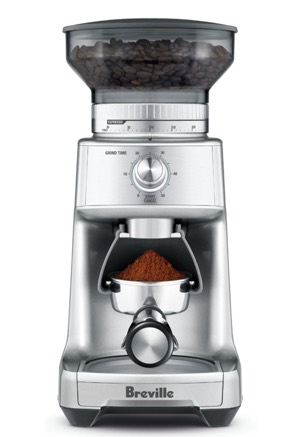 Breville BCG600SIL The Dose Control Pro Coffee Bean Grinder